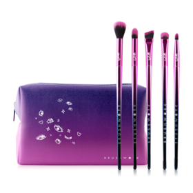 Brushwork With Eyeta Set (Brush 5pcs + Bag 1pcs)