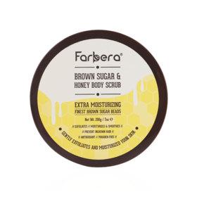 Farbera Brown Suger & Honey Body Scrub 200g