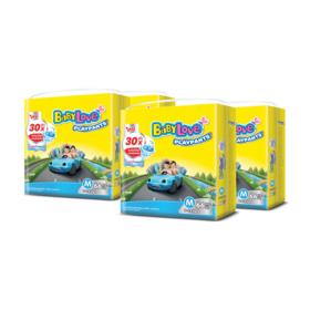 BabyLove Playpants Nanopower Plus Jumbo Size 66pcs x 4packs (264 in box) #M