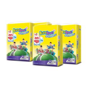BabyLove Playpants Nanopower Plus Jumbo Size 40pcs x 4packs (160 in box) #XXL