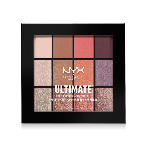 NYX Professional Makeup Ultimate Multi-Finish Shadow Palette #Sugar High