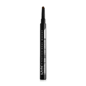 NYX Professional Makeup 3 Dimensional Brow Marker #Brunette