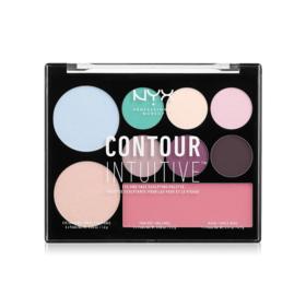 NYX Professional Makeup Contour Intuitive Palette #Amplify