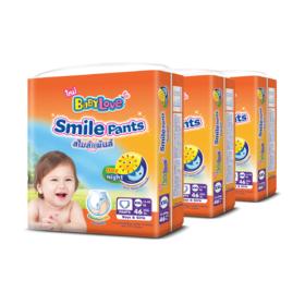Babylove Smile Pants 46pcs x 3packs (138pcs in box) #XXL