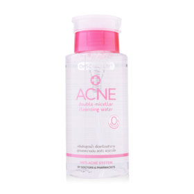 Dr.Somchai Acne Double Micellar Cleansing Water 220ml