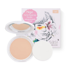 sasi by Srichand Magic Matte Foundation Powder 8.5g #W1