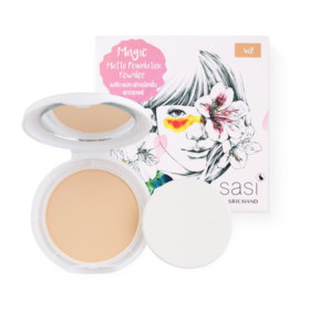sasi by Srichand Magic Matte Foundation Powder 8.5g #W2