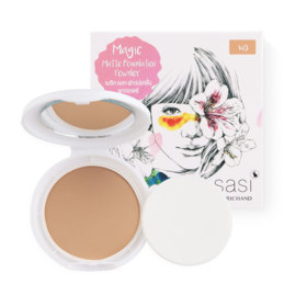 sasi by Srichand Magic Matte Foundation Powder 8.5g #W3