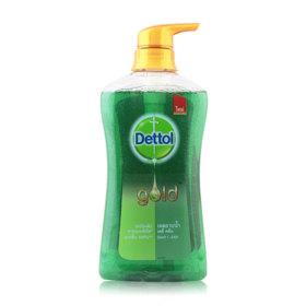 Dettol Gold Shower Gel Pump - Daily Clean 500ml