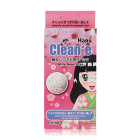 Haru Cleane White Nose Strips 6pcs