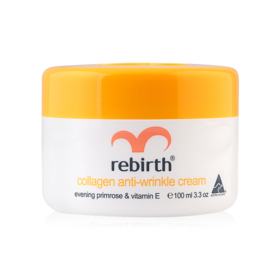 Rebirth Collagen Anti-Wrinkle Cream 100ml