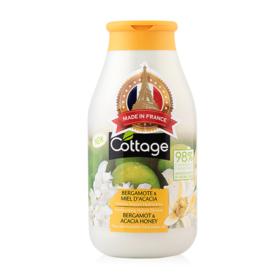 Cottage Moisturizing Nature Shower Bergamot & Acacia Honey 250ml
