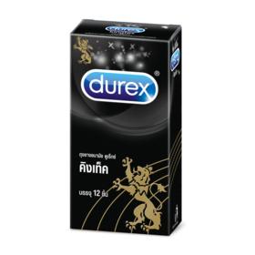 Durex Kingtex Condom 49mm (12 pcs)