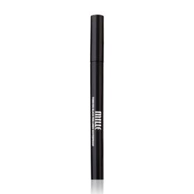 Mille Forever Black Pen Liner Waterproof 24 hrs. #Extra Black
