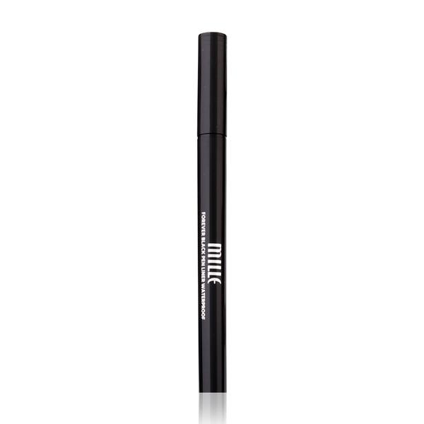 Mille+Forever+Black+Pen+Liner+Waterproof+24+hrs.+%23Extra+Black