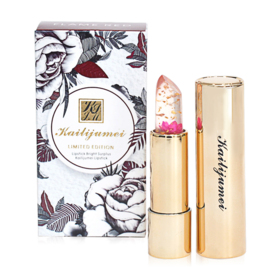 Kailijumei Lipstick Bright Surplus #Flame Red (New Package)