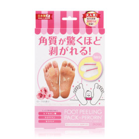 Perorin Foot Peeling Rose 1pcs