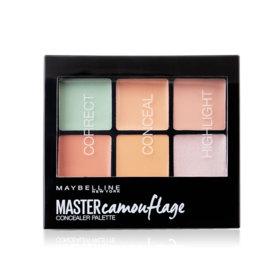 Maybelline Master Camouflage Concealer Palette 5.5g #Light