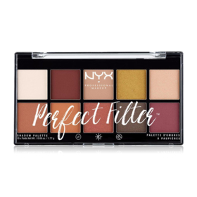 NYX Professional Makeup Perfect Filter Shadow Palette # PFSP02  Rustic Antique