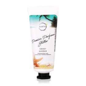 EARTHs Passion Perfume Glitter Sweet Summer Body Lotion 30g