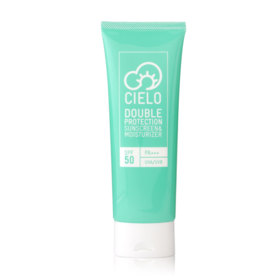 Cielo Double Protection Sunscreen & Moisturizer SPF50/PA+++ 90ml