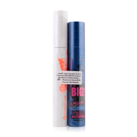 Essence Get Big Lashes Volume Boost Waterproof Mascara Free Essence Lash Base Mascara