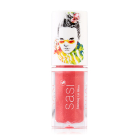 SASI by Srichand Sparkling Lip Gloss #10 Dazzling Pink