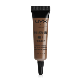NYX Professional Makeup Eyebrow Gel #EBG02 Chocolate