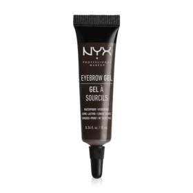 NYX Professional Makeup Eyebrow Gel #EBG05 Black