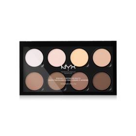NYX Professional Makeup Highlight & Contour Pro Palette #HCPP01