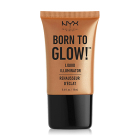 NYX Professional Makeup Born To Glow Liquid Illuminator #LI03 Pure Gold