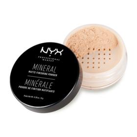 NYX Professional Makeup Mineral Finishing Powder #MFP01 Light/Medium