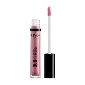 NYX Professional Makeup Duo Chromatic Lip Gloss #DCLG01 Booming