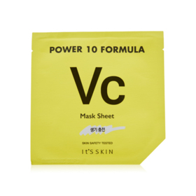 Its Skin Power 10 Formula Vc Mask Sheet 1 pcs