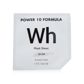 Its Skin Power 10 Formula Wh Mask Sheet 1 pcs