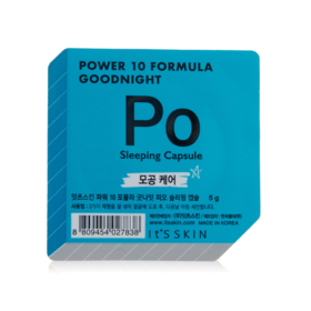 Its Skin Power 10 Formula Goodinght Po Sleeping Capsule 5g
