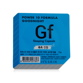Its Skin Power 10 Formula Goodinght Gf Sleeping Capsule 5g