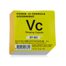 Its Skin Power 10 Formula Goodinght Vc Sleeping Capsule 5g