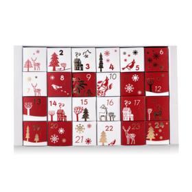 Yves Rocher Christmas Advent Calendars 2017 (24 Items)