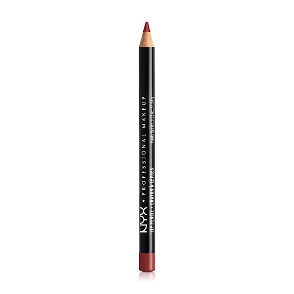NYX+Professional+Makeup+Slim+Lip+Pencil+%23SPL801+Auburn