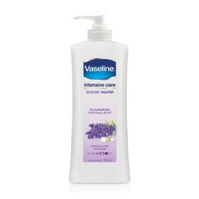 Vaseline Body Lotion Lavender Nourish 350ml