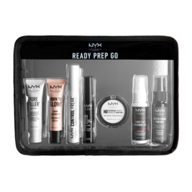NYX Professional Makeup Jet Set Travel Kits #TOTTKIT02 Ready Prep Go