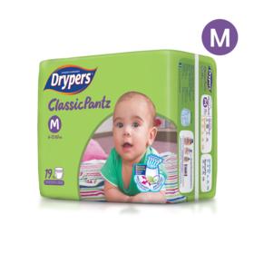 Drypers Classicpantz 19pcs #M