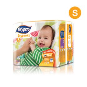Drypers Drypantz 20pcs #S