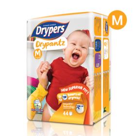 Drypers Drypantz 44pcs #M