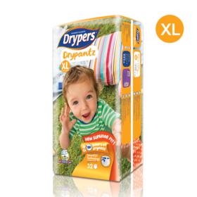 Drypers Drypantz 32pcs #XL
