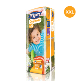 Drypers Drypantz 28pcs #XXL