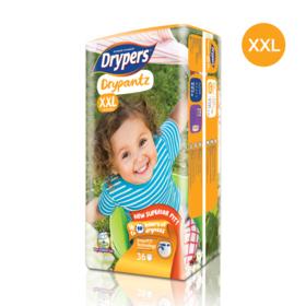 Drypers Drypantz 36pcs #XXL