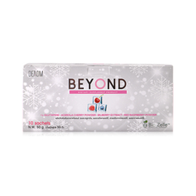 BEYOND Space Gluta Supplement Product 10sachets