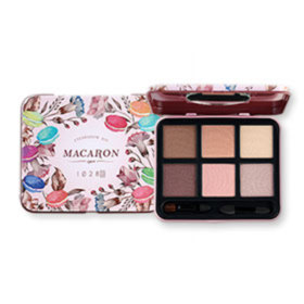 1028 Visual Therapy Macaron Eye Shadow Kit